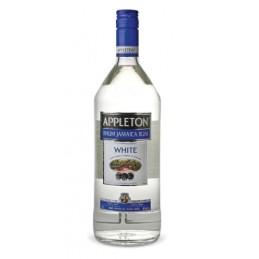 APPLETON WHITE RUM  0,7 ltr