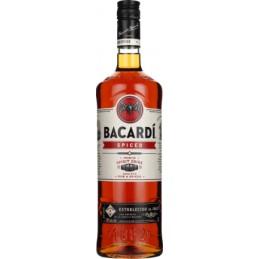 BACARDI SPICED  1 ltr