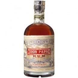DON PAPA 7 YEARS OLD  4,5 ltr