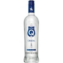 DON Q CRISTAL  0,7 ltr