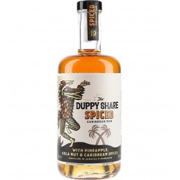 THE DUPPY SHARE SPICED  0,7...