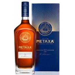 METAXA 12* 0,7 ltr