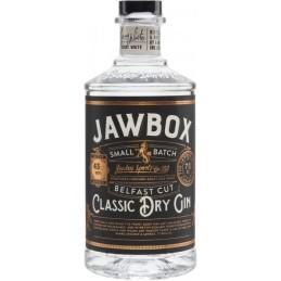 JAWBOX SMALL BATCH GIN  0,7...