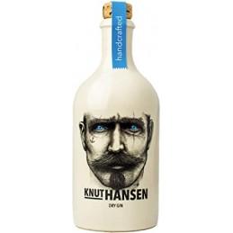 KNUT HANSEN DRY GIN  0,5 ltr