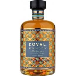 KOVAL BARRELED GIN  0,5 ltr