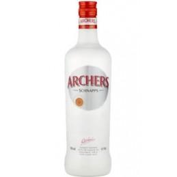 ARCHERS PEACH SCHNAPPS  1 ltr