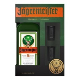 JAGERMEISTER PUMP + 2...