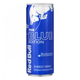 RED BULL BLUE EDITION...