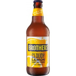 BROTHERS CIDER CLOUDY...