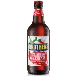 BROTHERS CIDER STRAWBERRY...