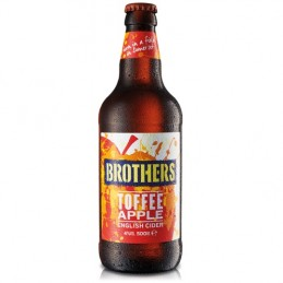 BROTHERS CIDER TOFFEE...