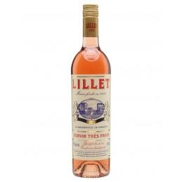 LILLET ROSE  0,75 ltr