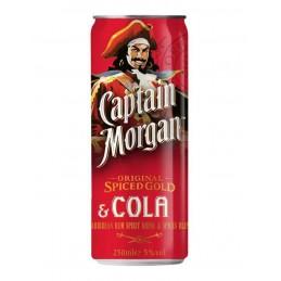 CAPTAIN MORGAN SPICED &...