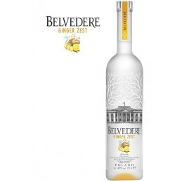 BELVEDERE GINGER ZEST  0,7 ltr