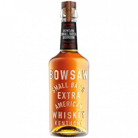 BOWSAW 100% STRAIGHT AMERICAN BOURBON 0,7 ltr