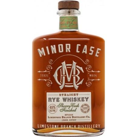 MINOR CASE STRAIGHT CASK 0,7 ltr