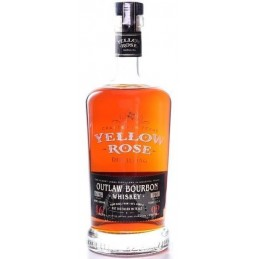 YELLOW ROSE OUTLAW BOURBON...