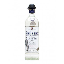 BROKER'S LONDON DRY GIN 0,7...