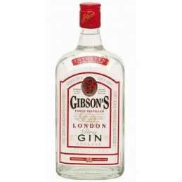 GIBSON'S LONDON DRY 1 ltr