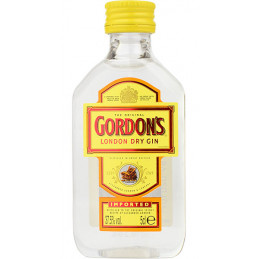 GORDON'S GIN (12X5CL BOTTLES)