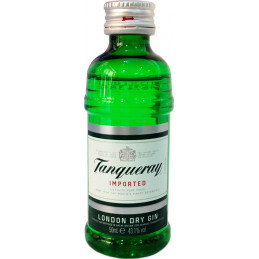 TANQUERAY GIN (12X5CL BOTTLES)